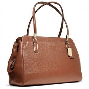 Coach Madison Kimberly leather shoulder bag $120